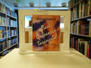 Faulkner, William - New Orleansin tarinoita