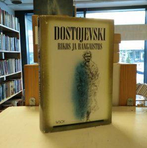 Dostojevski, F.M. - Rikos ja rangaistus