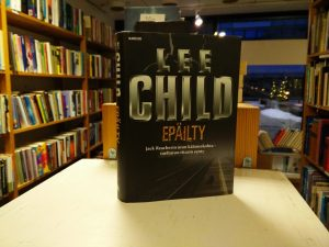 Child, Lee - Epäilty