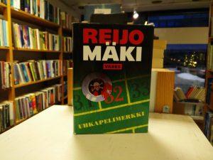 Mäki, Reijo - Uhkapelimerkki