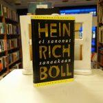 Böll, Heinrich - Ei sanonut sanaakaan