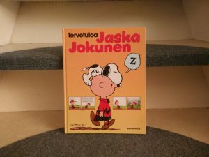 Schulz, Charles M. - Tervetuloa Jaska Jokunen