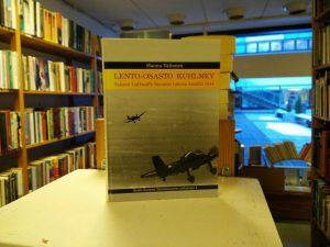 Lento-osasto Kuhlmey - Saksan Luftwaffe Suomen tukena kesällä 1944 (Hannu Valtonen)