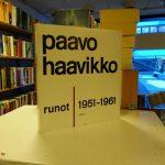 Haavikko, Paavo - Runot 1951-1961