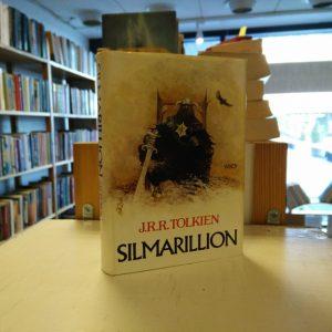 J.R.R. Tolkien ( toim.Christopher Tolkien) Silmarillion