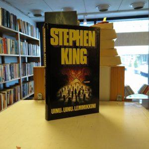Stephen King - Uinu, uinu lemmikkini