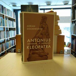Adrian Goldsworthy - Antonius ja Kleopatra