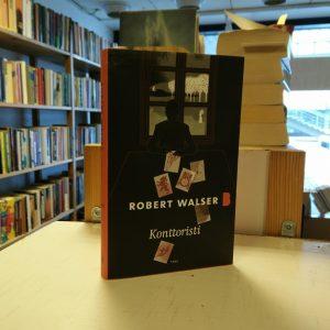 Robert Walser - Konttoristi