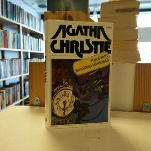 Agatha Christie - Kuolema ilmoittaa lehdessä
