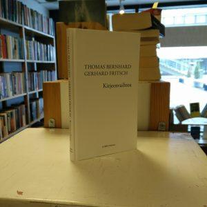 Thomas Bernhard, Gerhard Fritsch - Kirjeenvaihtoa