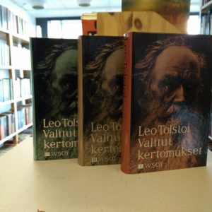 Leo Tolstoi - Valitut kertomukset I-III