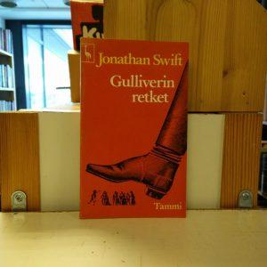 Jonathan Swift - Gulliverin retket