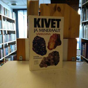 Walter Schumann - Kivet ja mineraalit