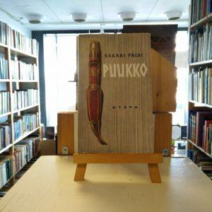 Sakari Pälsi - Puukko