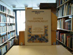 Suomen maakuntalaulut (Jenny Elfving, Ilmari Hannikainen)