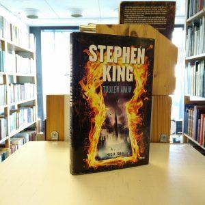 Stephen King - Tuulen avain Musta Torni