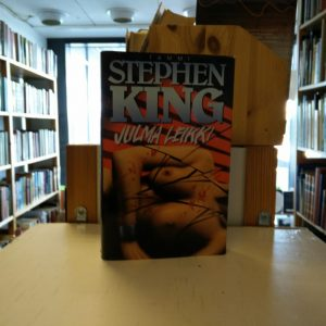 Stephen King - Julma leikki