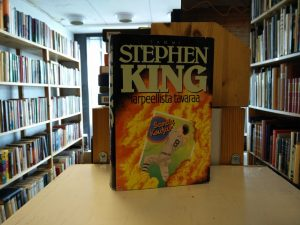 King, Stephen - Tarpeellista tavaraa