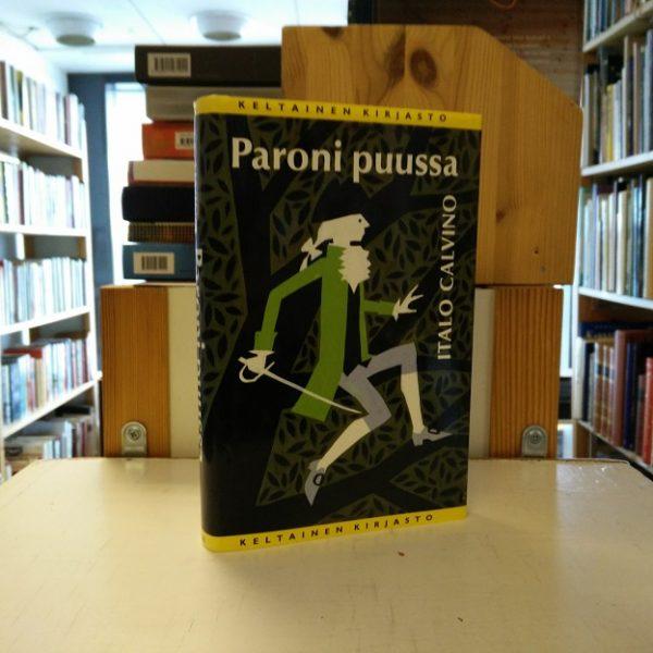 Italo Calvino - Paroni puussa