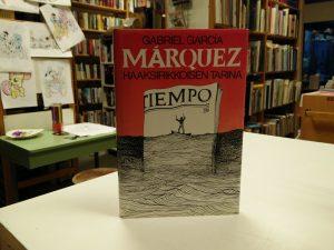 Marquez, Gabriel Garcia - Haaksirikkoisen tarina