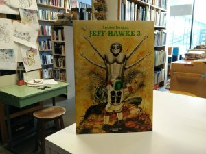 Jordan, Sydney - Jeff Hawke 3