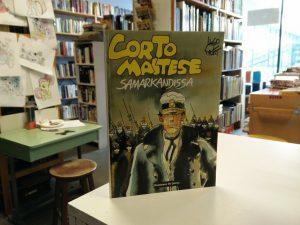 Pratt, Hugo - Corto Maltese Samarkandissa