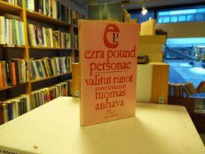 Pound, Ezra - Personae