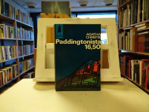 Christie, Agatha - Paddingtonista 16,50