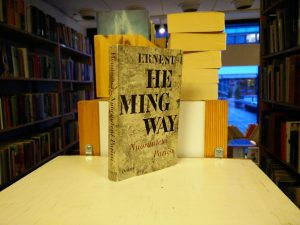 Hemingway, Ernest - Nuoruuteni Pariisi