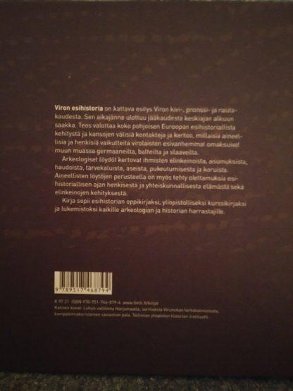 Aivar Kriiska, Andres Tvauri - Viron esihistoria