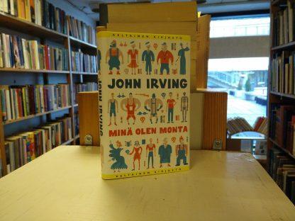 John Irving - Minä olen monta