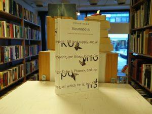 Kosmopolis - Kuinka uusi aika hukkasi humanismin perinnön (Stephen Toumlin)