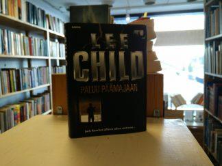 Lee Child - Paluu Päämajaan