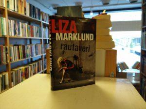 Marklund, Liza - Rautaveri