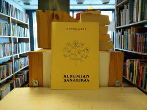 Alkemian sanakirja (Artemajos)
