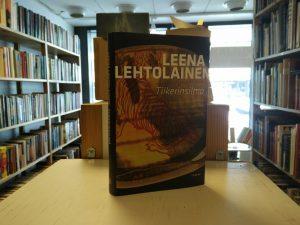 Lehtolainen, Leena - Tiikerinsilmä