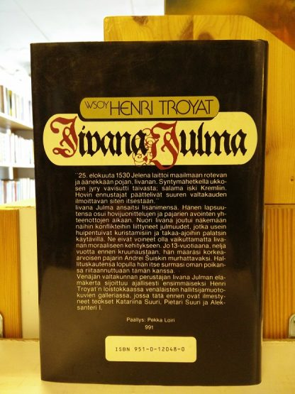 Henri Troyat - Iivana Julma