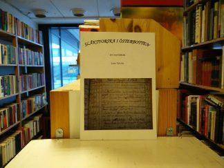 Lena Talvitie - Släktforska i Österbotten - En Handbok