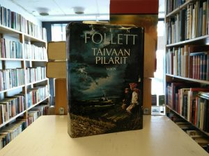 Follett, Ken - Taivaan pilarit