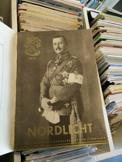 Nordlicht 1940-42 - Zeitschrift der ostseegesellschaftNordlicht 1940-42 - Zeitschrift der ostseegesellschaft