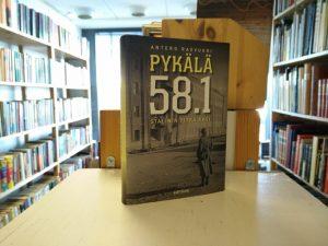 Pykälä 58.1 - Stalinin pitkä käsi (Antero Raevuori)