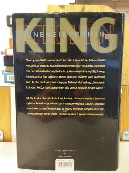 Stephen King - Unensieppaaja