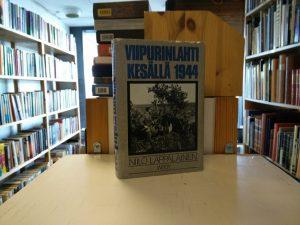 Viipurinlahti kesällä 1944 (Niilo Lappalainen)