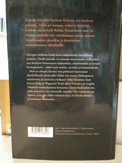 Riikka Forsström - Yön valtakunta