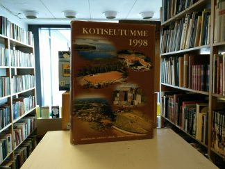 Kotiseutumme 1998 Kannonoski, Karstula, Kinnula, Kivijärvi, Kyyjärvi, Pylkönmäki