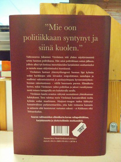 Verraton Virolainen - Johannes Virolainen 1914-2000