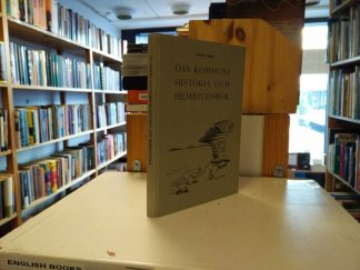 Öja kommuns historia och hembygdsbok (Werner Sweins)