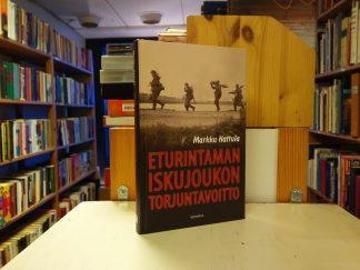 Eturintaman iskujoukon torjuntavoitto (Markku Hattula)