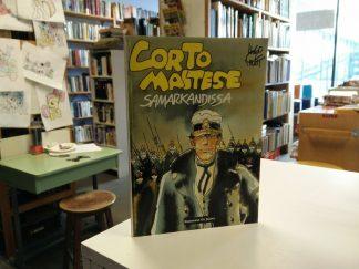Hugo Pratt - Corto Maltese Samarkandissa