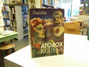 Haapakoski, Aarne (Outsider) – Atorox Kuussa